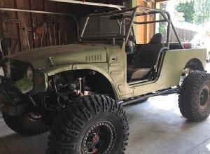1972 Suzuki LJ20 Crawler on 37s For Sale