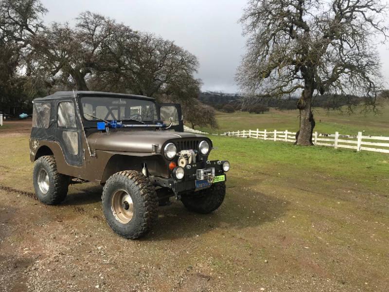1974 Jeep CJ5 on 33s, Warn Belleview, 4.0L, D30/D44 For Sale - 1
