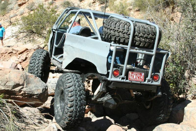 1975 Blazer-based Buggy, 1 tons, duals, EFI 468, 42s For Sale - 1