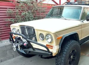 1977 Jeep Cherokee Chief 2 Door Widetrack For Sale