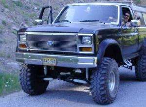 1983 Ford F-150 XLT Pickup For Sale