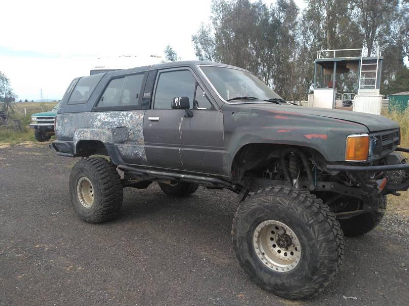 1989 Toyota 4Runner, duals, 9k Warn, Bobby Longs, locked For Sale - 1