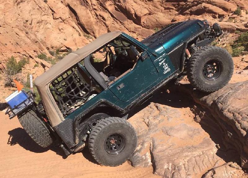 1997 Jeep Wrangler TJ, ARBs, 35s, 4:1 For Sale - 1