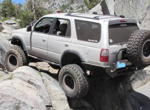 2000 Toyota 4Runner, SAS, dual cases, built axles For Sale