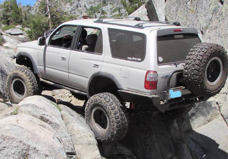 2000 Toyota 4Runner, SAS, dual cases, built axles For Sale - 1