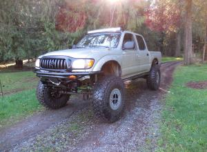 2003 Toyota Tacoma, SAS, Supercharged For Sale