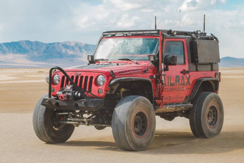 2011 Jeep Wrangler JK, 37s, ARBs, expedition-ready For Sale - 1