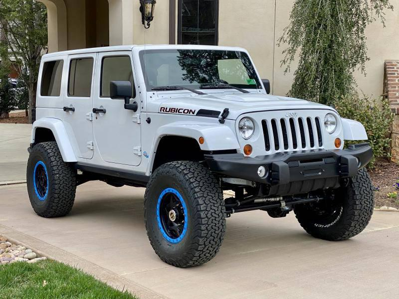 2012 Jeep JK Unlimited Rubicon, One Tons, 37s For Sale - 1