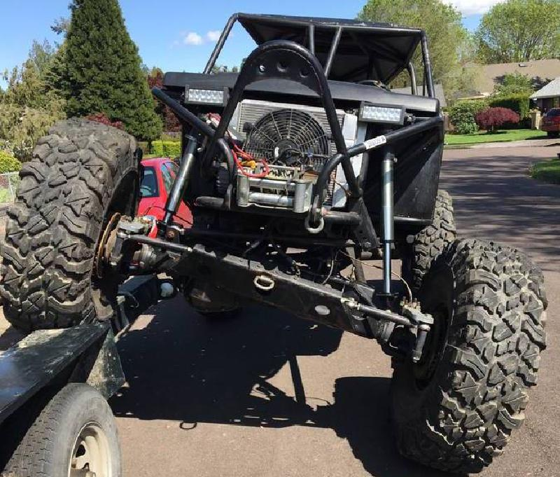 2014 Rockbuggy, Propane Toy 22R, Dual Toy Cases, D60/14B, 3 link/4 link For Sale - 1