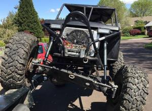2014 Rockbuggy, Propane Toy 22R, Dual Toy Cases, D60/14B, 3 link/4 link For Sale
