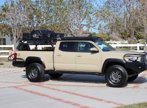2016 Toyota Tacoma Overland Build For Sale