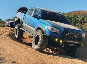 2016 Toyota Tacoma TRD, 35s, 4.88, Kings For Sale