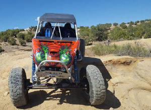 RockWare 4 Seater Buggy/Rock Crawler For Sale